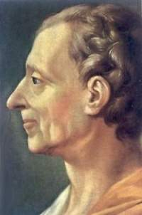 Montesquieu, Charles Louis de Secondat