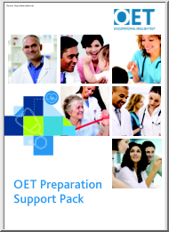OET Preparation Support Pack