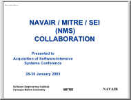 Navair Mitre Sei Collaboration