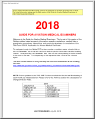 Guide for Aviation Medical Examiners