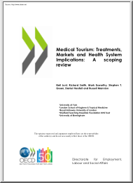 Neil-Richard-Mark - Medical Tourism Treatments, Markets and Health System Implications