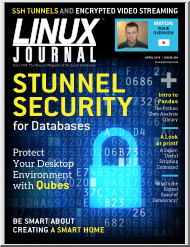 Linux Journal, 2016-04