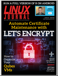 Linux Journal, 2016-06