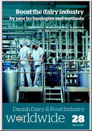 Boost the dairy industry by new technologies and methods